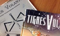 Tigres Volants première et troisième éditions (exemplaires de l'auteur)
