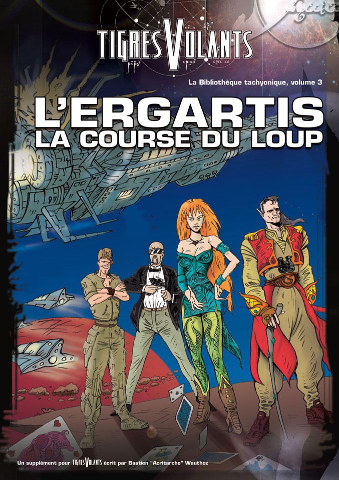 L'Ergartis, la course du loup