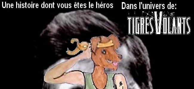 Le Tigres Volants dont vous êtes le héros