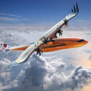 "Concept ""Bird of Prey"" par Airbus"